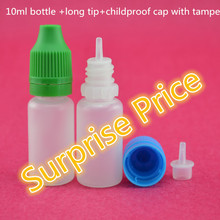 10 ml e liquid bottles 10ml e cigarette liquid plastic bottle
