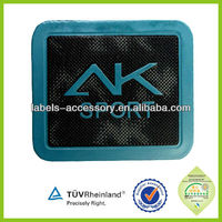 directly factory PVC or TPU brand logo clothing print tag labels