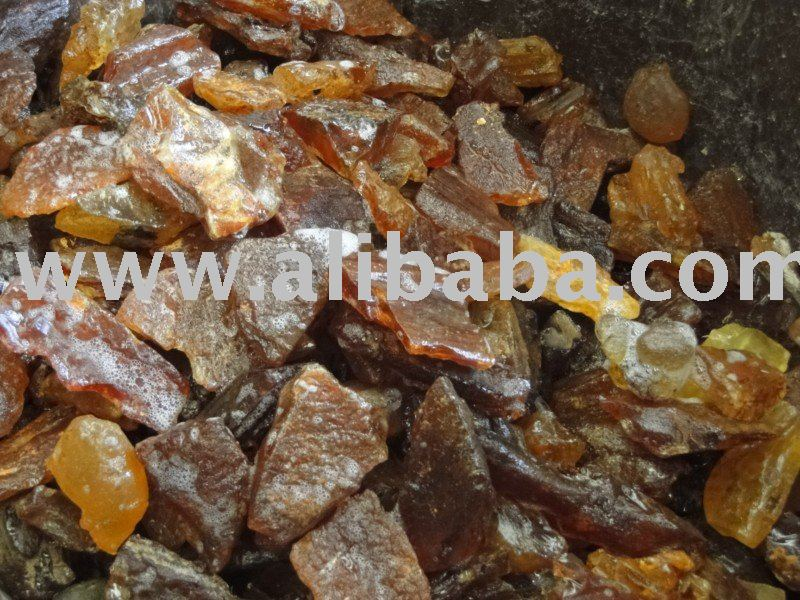 COLOMBIAN COPAL AMBER