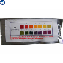 swimming pool water PH pH Test Strips are more accurate