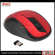 High-end Laptop computer 6D 2.4G Wireless Mouse