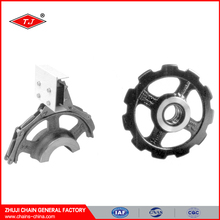 agricultural roller chain wheel sprocket