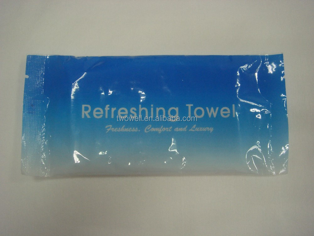 15gram cotton restaurant wet towel
