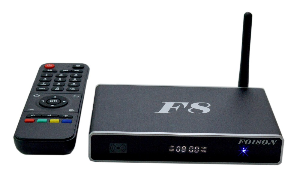 Android Satellite IPTV Box <strong>New</strong> Product Support H.265 4K Bluetooth Dual channel 2.4GHz/5.0GHz