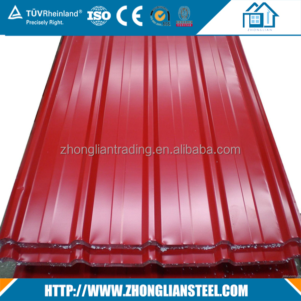 Economic 950 sound proof Tapped EPS Roofing sandwich panel