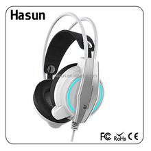 Cheap stereo 7.1 surround professional game headphone for ps3/ps4/computer