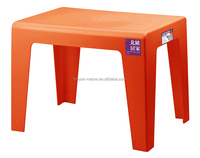 Colorful classical side table