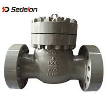API6D Flanged Stainess Steel Swing Check Valve Manufacturers