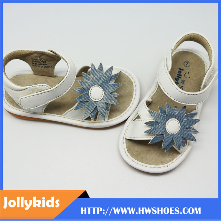 Childrens Leather Baby Toddler Sandals