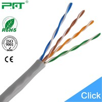 High quality UTP/FTP/SFTP Cat5e and audi music interface cable from China direct manufacturer