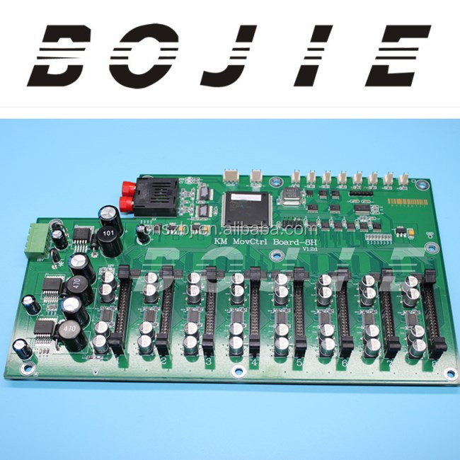 Best quality Myjet for Konica 512 carriage board / KM movctrl board 8h v1.2d
