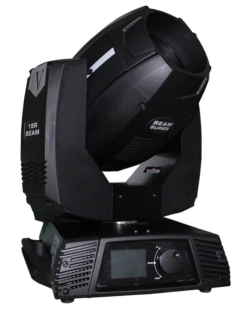 New 15R 330W SHARPY BEAM Spot Light 3IN1 Moving Head Light Stage Light