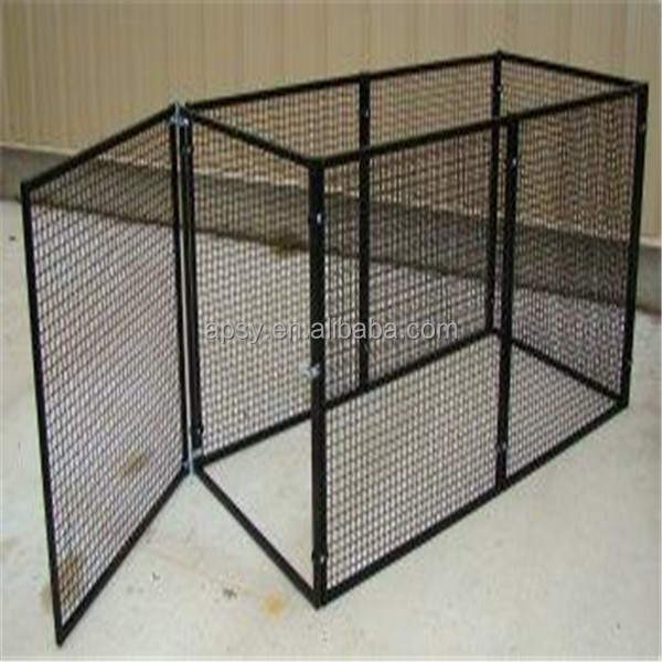 Heavy Duty Large Dog Run Kennel Outdoor Animal Cage Welded