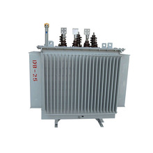 Cheap 10.5Kv 63Kva Full-Sealed Oil Type Distribution Transformer