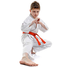 WKF karate uniform martial arts gi for kids