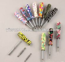 6 in 1 Ladies Floral Screwdriver