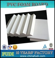 2015 new white solid siding pvc foam board, pvc products