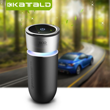 China Factory Price Cup Car Air Purifier Warm LED Light Car Air Freshener