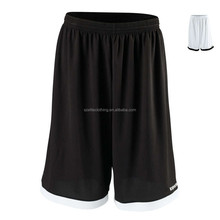 high quality mens custom Reversible basketball shorts