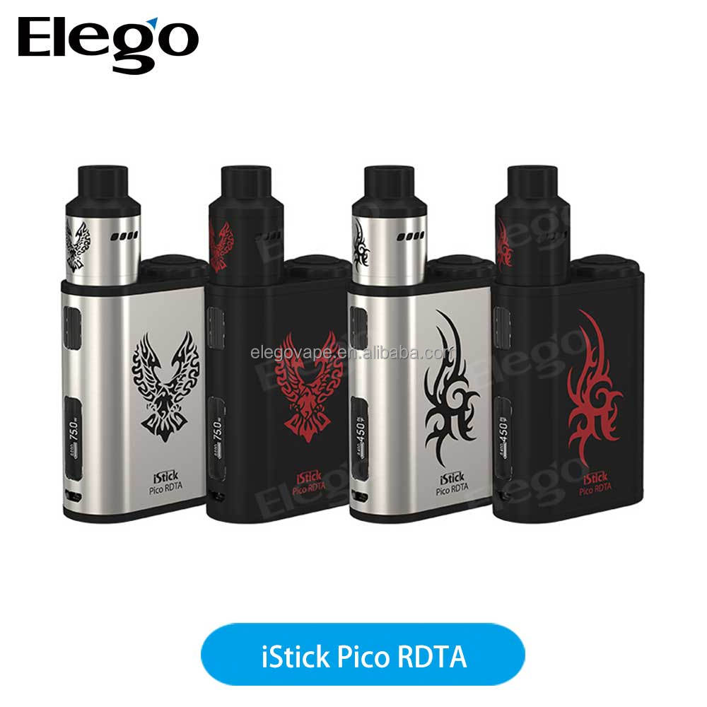 2017 Latest Electronic Devices 4.2ml 75W 2300mAh Eleaf iStick Pico RDTA Kit