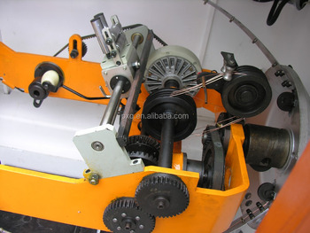 JSE 630 big section bow wire twisting machine