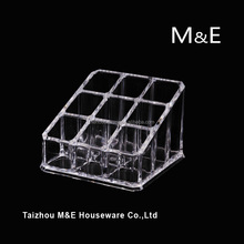 Clear Acrylic Make Up Organizer ,good plastic Cosmetic Box