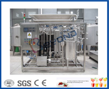 Plate HTST pasteurizer