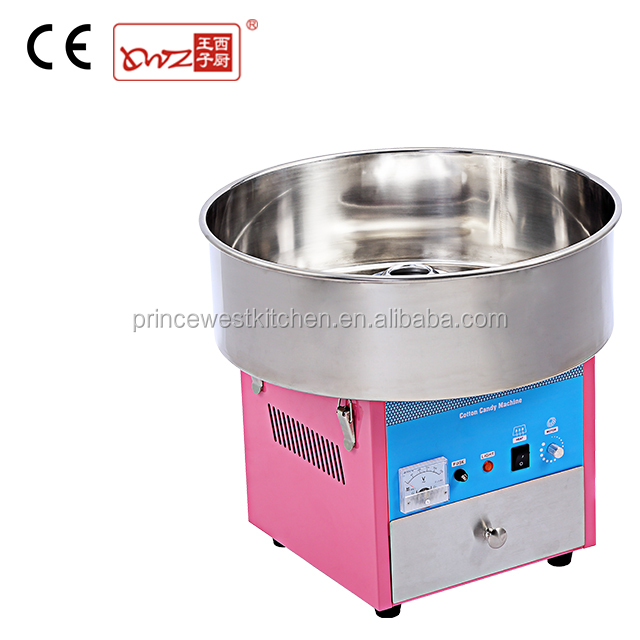 Hot sale commercial electric cotton candy floss machine/Mini home use cotton candy maker