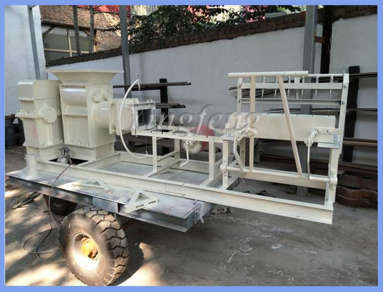 With Alloy Brick Mould 30 million brick life ! JZ250 small clay brick making machine