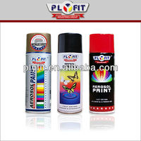 multicolor aerosol spray paint