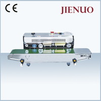 Automatic Continous Film Plastic Bag band Sealing Machine