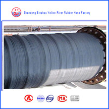 Rubber HDPE Dredging Suction Pipe Hose for Sand/Mud/Water Transportation