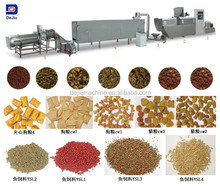 2016 China Best quality and High Efficient pet /dog/fish/cat food Processing Line /making machine