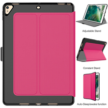 PC + TPU shockproof case for ipad pro 10.5 case