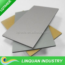Antistatic aluminum plastic sheet