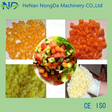 multifunctional chinese vegetable cutter/cuber