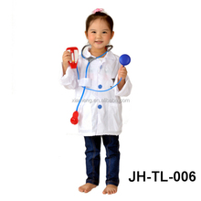 Fashion kids halloween cosplay doctor costume