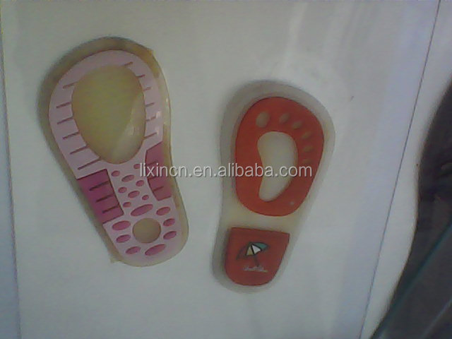 2014 factory hot selling pvc shoes sole material