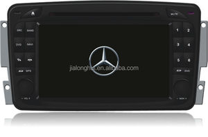 Car Factory Auto Radio GPS Stereo for Mercedes Benz CLK W209 GPS DVD Radio Multimedia