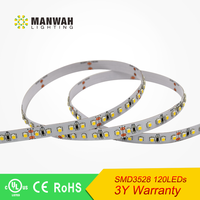 151 Resistor Low Power Consumption Ultra Thin Smd 4.8 Watt Per Meter 3528 Mini Led Strip Light