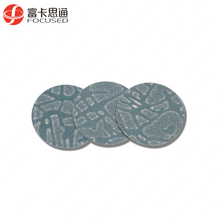Mobile Phone Security Non Removable 25mm Diameter NFC Sticker Card