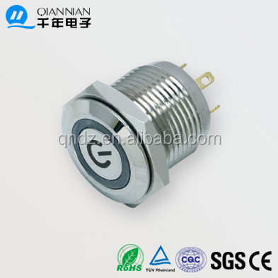 QN16-D8 16MM door release switch