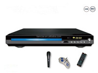 china DVD333 manufacturer mini karaoke dvd player with usb port amplifier dvd player with fm