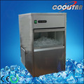 portable bullet type ice maker soaking water type