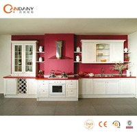 High Gloss Lacquer Kitchen Cabinet ,metal kitchen sink base cabinet