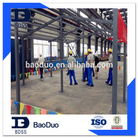 prefabricated steel structure house