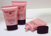 oval tube packing for due whitening cream