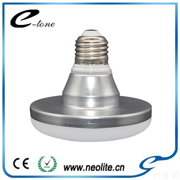 New Products 2016 Innovative Product For Homes SMD2835 Plastic And Aluminum Material UFO Shape Led Light Bulb E27 2000K-6500K