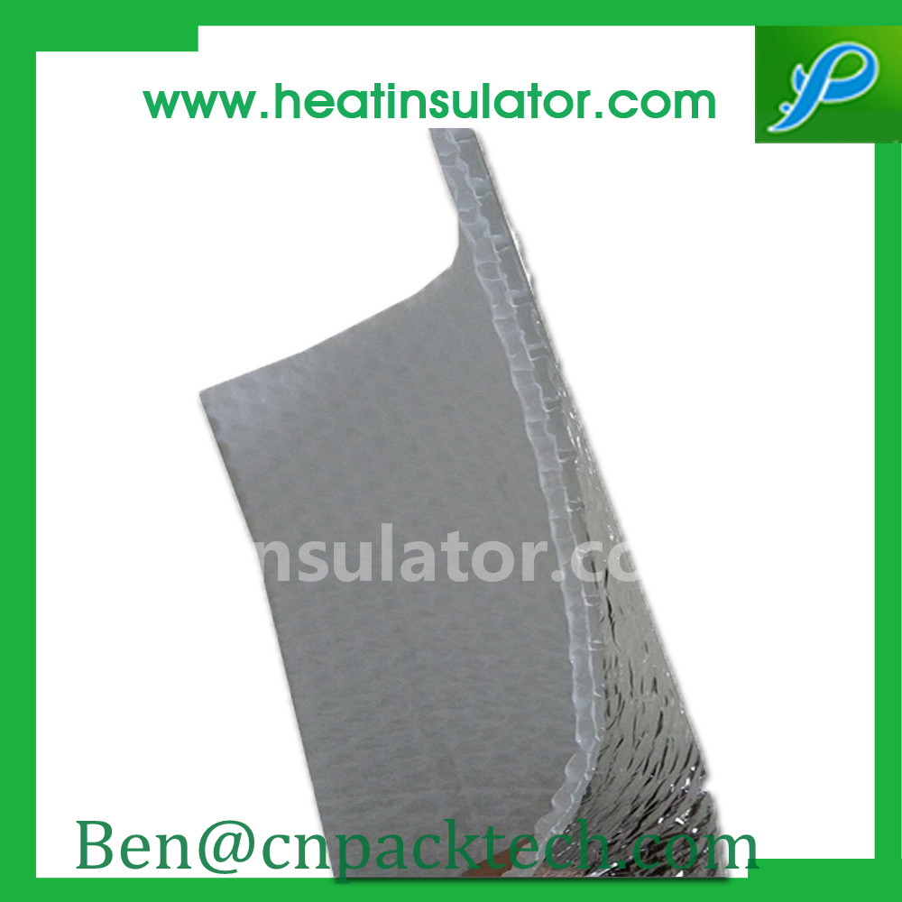 Air Cell Bubble Insulation Bubble Heat Sealing Aluminum Foil Insulation