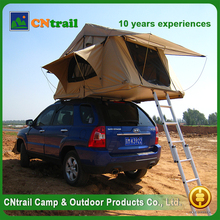 roof top tent with removable annex family roof top tent